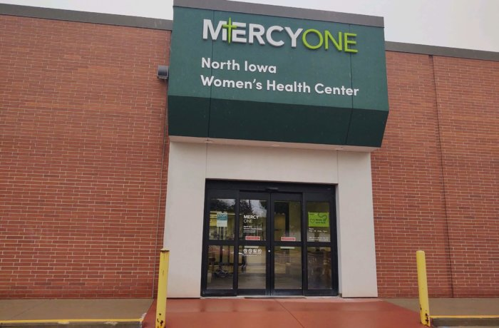 Mercy One North Iowa Women's Health Center